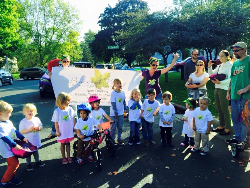 Peaceful+Valley+Montessori+School+Day+at+the+Golden+Valley+Arts+and+Music+Festival+parade+success+#luvmymontessori
